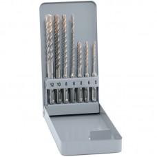 Trusa 7 burghie SDS-Plus Alpen 0000500007100, 5 - 12 mm