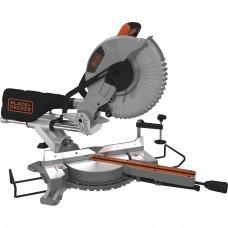 Fierastrau circular stationar Black & Decker BES700, 1600W, 5000 RPM , 21.6 cm, 62 mm, 0-45 grade