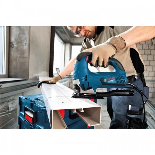 Feerastrau vertical Bosch Professional GST 90 BE 060158F000, 650W, 3100 RPM, 90mm