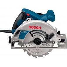 Ferastrau circular Bosch Professional GKS 190 0601623000, 1400 W, 5500 RPM, 190 mm diametru panza, accesorii incluse