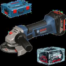 Polizor unghiular cu acumulator Bosch Professional  GWS 18-125 V-Li 060193A30L