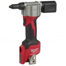 Cleste pop nituri compatibil cu acumulator Milwaukee M12 BPRT-201X 4933464405