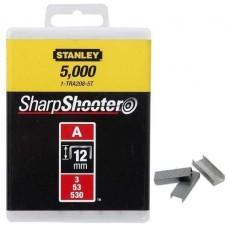 Pachet 1000 capse tapiterie TIPA 11.3x0.75x12mm STANLEY 1-TRA208T
