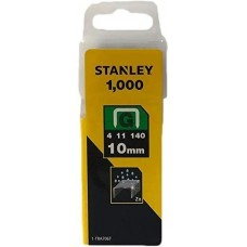 Pachet 1000 capse tapiterie TIPG 10.6x1.25x10mm STANLEY 1-TRA706T