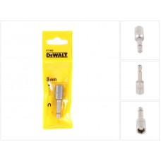"""Adaptor hexagonal magnetic 1/4"""" 50x8mm DeWalt DT7402-QZ"""