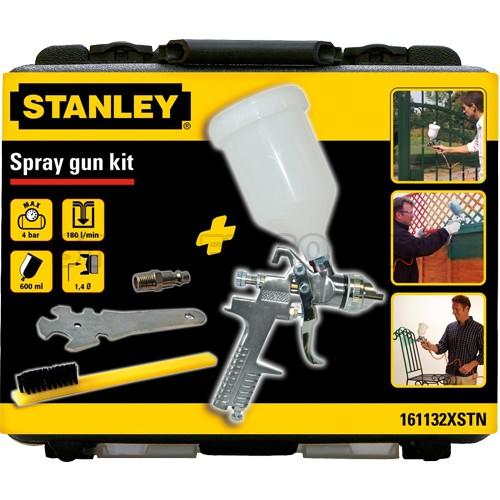 Pistol de vopsit gravitational Stanley 0.6L 161132XSTN
