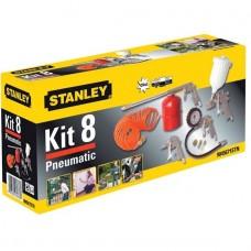 Set 8 piese accesori compresor 9045671STN Stanley