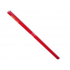 Creion tamplarie (rosu) mina tip HB 300mm Stanley 1-03-850
