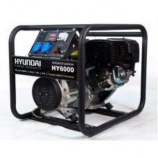Generator de curent monofazic HYUNDAI HY6000