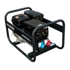 Generator de curent trifazic cu sudura HYUNDAI HYKW220DC-3