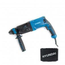 Ciocan rotopercutor Hyundai BH 2-26 in valiza cu accesorii